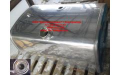 Бак топливный 400 литров алюминиевый F для самосвалов фото Калининград