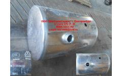 Бак топливный 380литров круглый H2/H3 фото Калининград