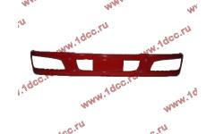 Бампер F красный пластиковый для самосвалов фото Калининград