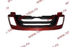 Бампер FN3 красный тягач для самосвалов фото Калининград
